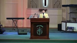 Объявления церкви, анонсы служений - 10.06.2018