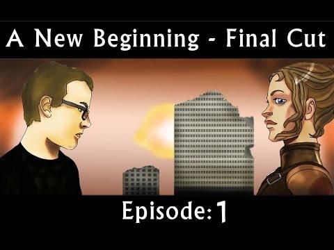 A New Beginning-Final Cut:  #1  Damn Belt!  