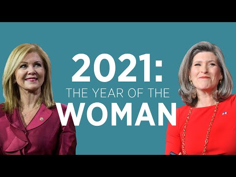 2021: The Year of the Woman