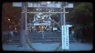 2014年7月8日都城市の神柱神社の「おかげ祭り」の動画です。