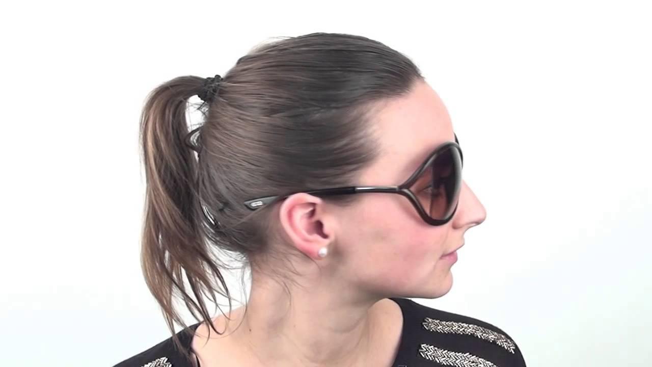 bd9789d9e25 Tom Ford FT0009 WHITNEY B5 Sunglasses - VisionDirect Reviews - YouTube