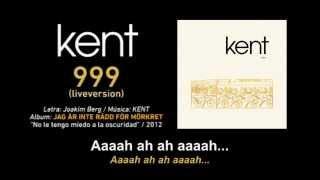 """KENT- """"999"""" (liveversion) (Subtítulos Español - Sueco)"""