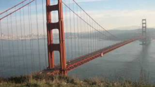 Golden Gate Bridge timelapse