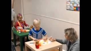 Занятие ИЗО дети 4 5 лет