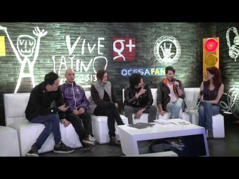 DLD - Entrevista Back Stage Vive Latino 2013. HD 720p