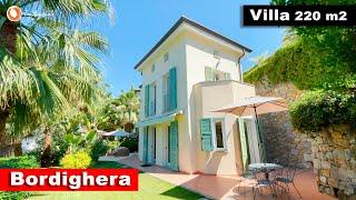 😃Новый Дом в Бордигера, Лигурия 220 м2 | For sale House in Bordighera 220 m2