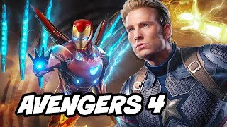 Avengers 4 Title Teaser Explained