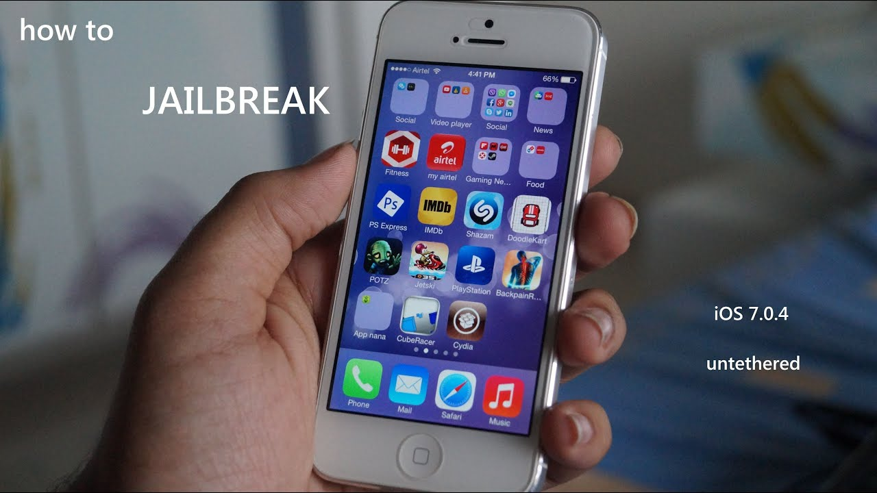 The Complete Guide to Jailbreaking iPhone (Untethered - updated for iOS 7.0.6)