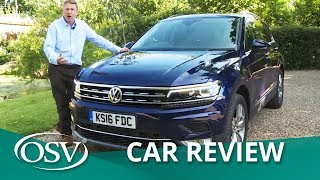 Volkswagen Tiguan Video Review 2016