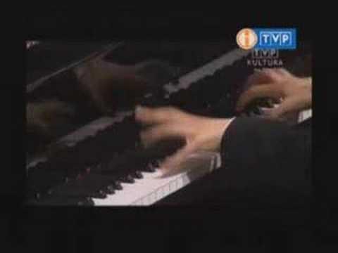 "Rafal Blechacz, 2005 Int. Chopin Comp., ""Winners Recital"""
