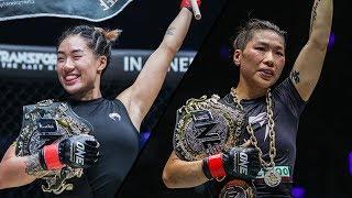 Angela Lee vs. Xiong Jing Nan 2 | ONE Main Event Feature