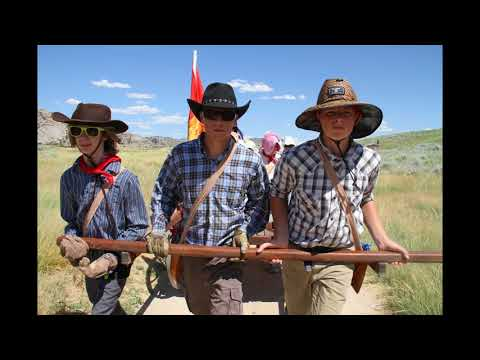 Wyoming Youth Trek 2016