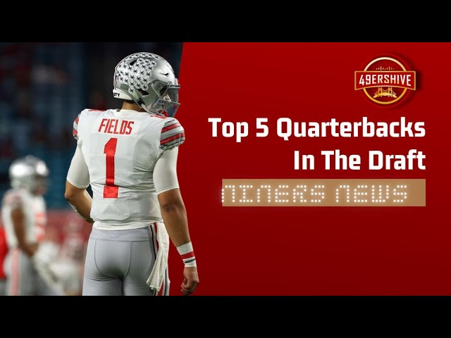 The 3rd Best QB in the 2021 NFL Draft