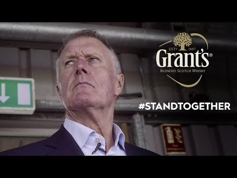 Grant's and Sir Geoff Hurst #StandTogether