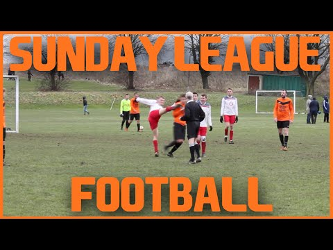 Sunday League Football - THUG LIFE