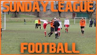 Sunday League Football - THUG LIFE