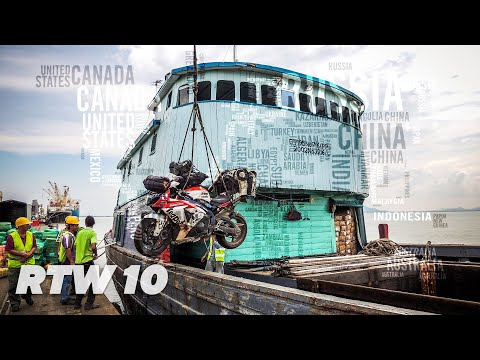 TeapotOne Round The World by Motorbike - Episode 10 Thailand & Malaysia