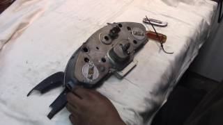 Ford Fairlane Speedometer Removal and Fix How-To