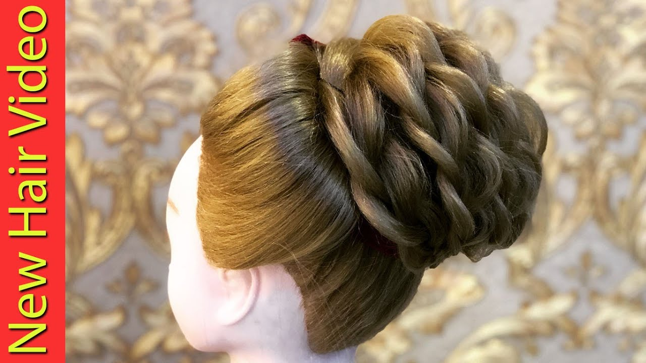 New Hairstyle 10 - Hairstyles For Long Hair Easy  Very Simple