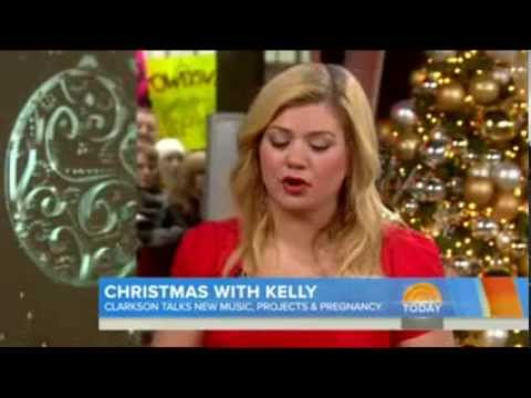 Kelly Clarkson - Interview - Today Show (November 26, 2013)