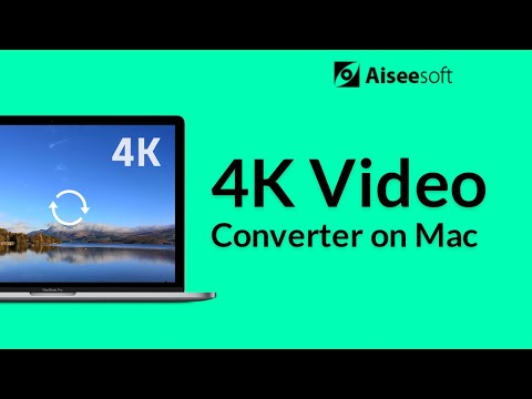Simple Video Converter For 4K On MacOS Mojave (2019)