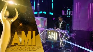 Dipha Barus, Kill The DJ, dan GAC bikin pengen joget [AMI Awards 2016] [28 September 2016]
