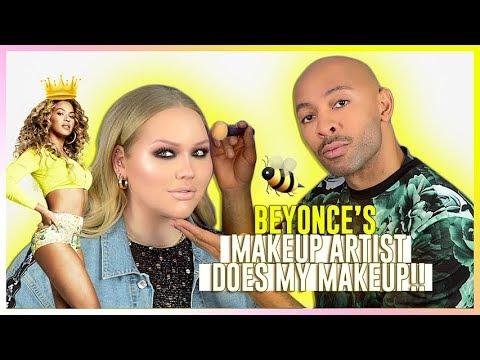 BEYONCE'S MAKEUP ARTIST DOES MY MAKEUP! | ft. Sir John