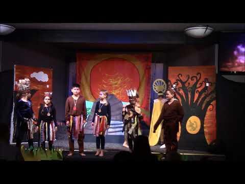 The Lion King KIDS - The Saklan School