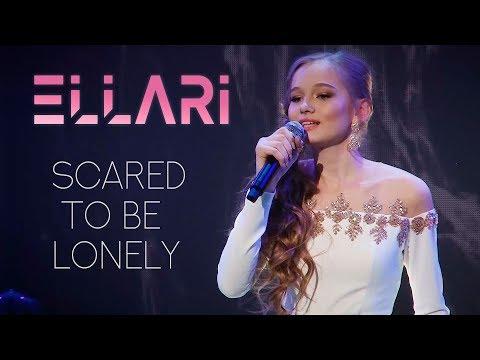 14-летняя девочка покорила Кремль своим голосом с песней Scared To Be Lonely + балет ТОДЕС