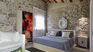 80 m2 Taş Ev modelleesi Foça -Bağarası