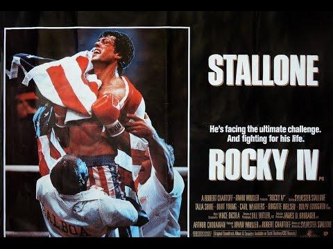 Rocky IV (1985) Movie Review - My Favorite Rocky Film