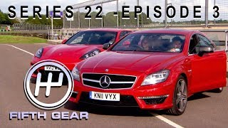 Fifth Gear: Series 22 Episode 3 - Full Episode