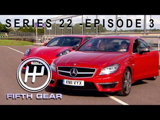 Fifth Gear: Series 22 Episode 3 - Full Episode