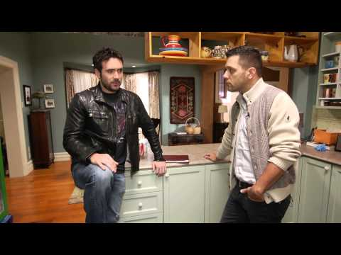 Republic of Doyle's Allan Hawco On The Use Of That Other NWord