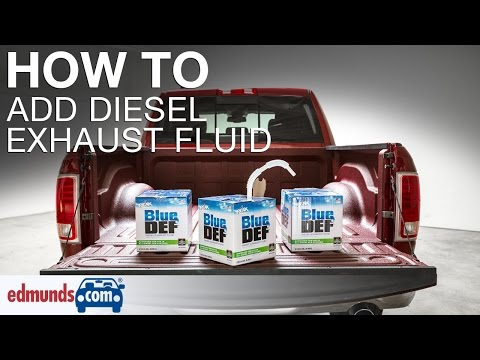 diesel exhaust fluid def how it works how to make do everything. Black Bedroom Furniture Sets. Home Design Ideas