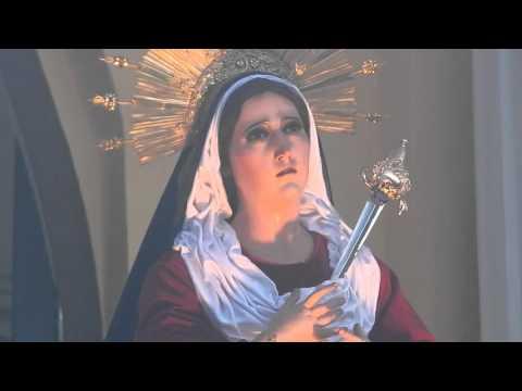 Segundo Aniversario de Consagración de la Dolorosa de San José, Salida.