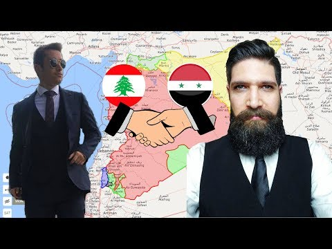 What would happen to Lebanon if Syria falls?