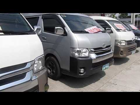 SECONDHAND(FRESH UNITS) CARS/VANS/PICKUP/MPV FOR SALE IN PHILIPPINES