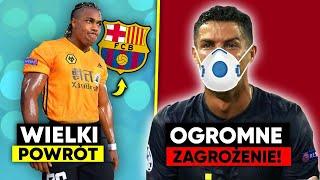 TRAORE URATUJE FC BARCELONE? CRISTIANO RONALDO NIE ZAGRA W HITOWYM STARCIU Z MESSIM!