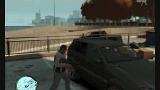 GTA IV Gameplay 6000+, HD4850, 3Gb