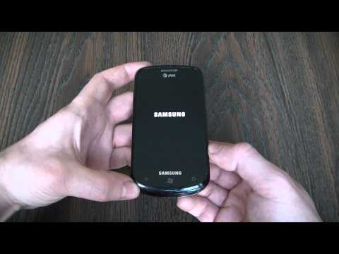 How To Restore A Samsung Focus SGH-i917 Smartphone To Factory Settings