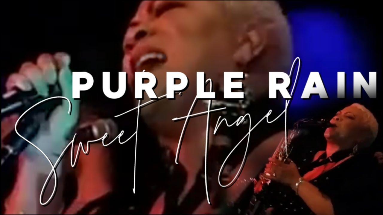 "Download SWEET ANGEL Covers ""Purple Rain"""
