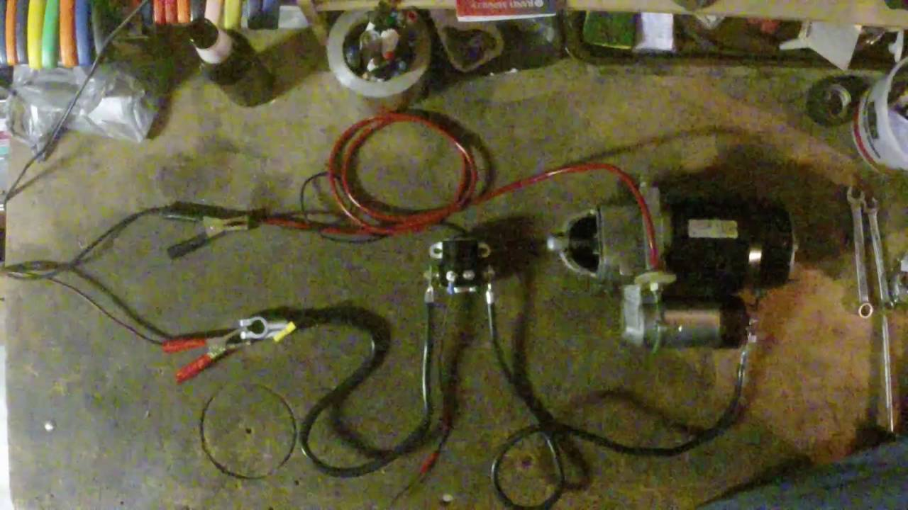 My Old Pos Episode 2 Remote Starter Solenoid Tricks Youtube Wiring Diagram