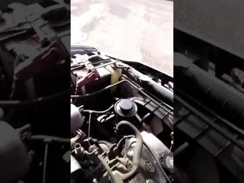 2004 Toyota Tacoma Throttle Body Idle Control Valve