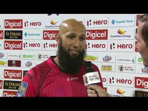 Hashim Amla MOTM interview