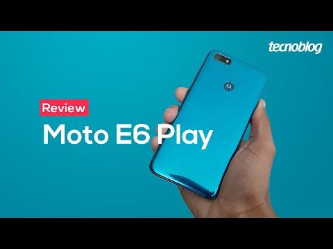 Motorola Moto E6 Play - Review Tecnoblog