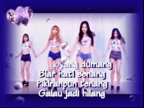 Goyang Dumang - Cita Citata  ~ Lirik ~