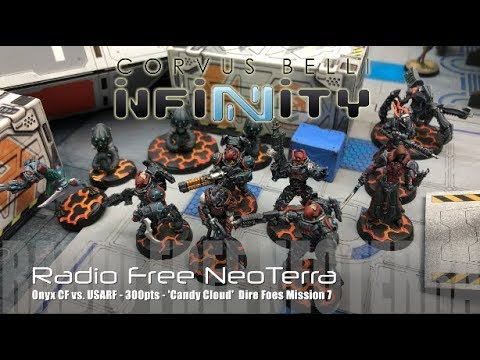 Radio Free NeoTerra Ep 78 - Dire Foes Mission 7: Candy Cloud