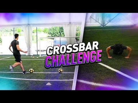 BALKANSKI CROSSBAR CHALLENGE! ft/JuveKamp