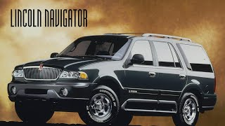 Мой Lincoln Navigator
